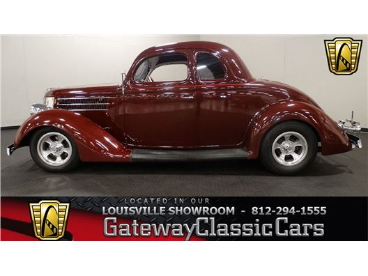 1936 Ford 5 Window for sale in Memphis, Indiana 47143