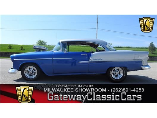 1955 Chevrolet Bel Air for sale in Kenosha, Wisconsin 53144