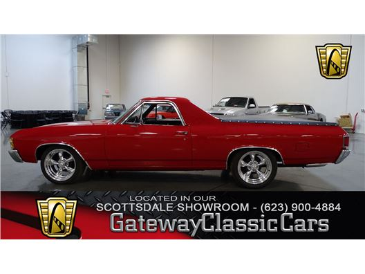 1971 Chevrolet El Camino for sale in Deer Valley, Arizona 85027