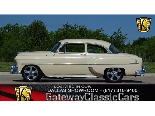 1953 Chevrolet 210 for sale in DFW Airport, Texas 76051