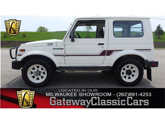 1986 Suzuki Samurai for sale in Kenosha, Wisconsin 53144