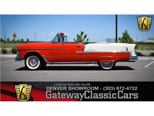 1955 Chevrolet Bel Air for sale in Englewood, Colorado 80112