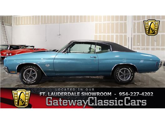 1970 Chevrolet Chevelle for sale in Coral Springs, Florida 33065