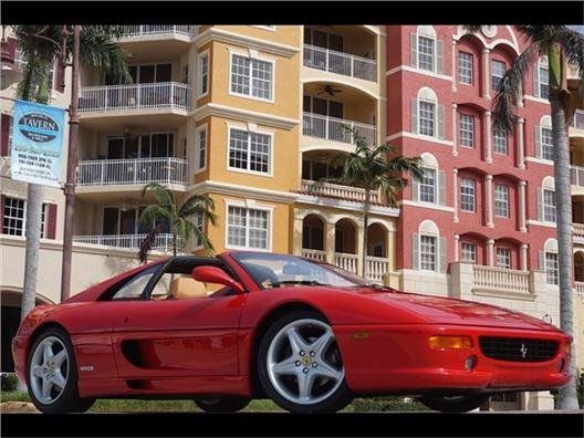 1996 Ferrari F355 GTS Targa for sale in Naples, Florida 34104
