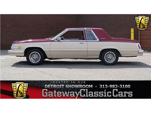 1981 Ford Thunderbird for sale in Dearborn, Michigan 48120