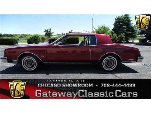 1983 Buick Riviera for sale in Crete, Illinois 60417
