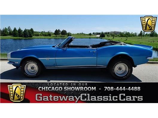 1968 Chevrolet Camaro for sale in Crete, Illinois 60417