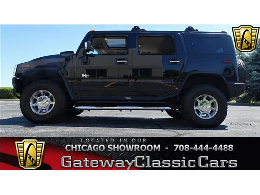 2005 Hummer H2 for sale in Crete, Illinois 60417