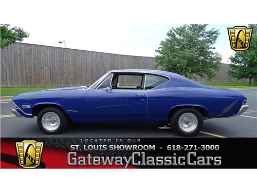 1968 Chevrolet Chevelle for sale in OFallon, Illinois 62269