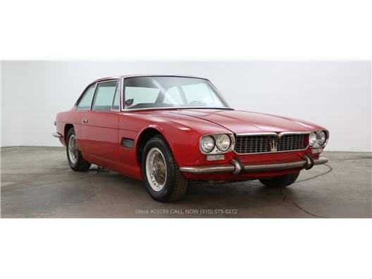 1969 Maserati Mexico for sale in Los Angeles, California 90063