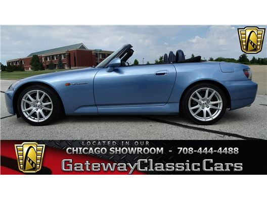 2005 Honda S2000 for sale in Crete, Illinois 60417
