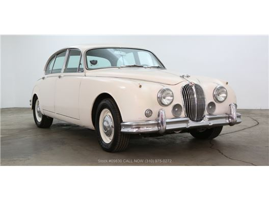 1962 Jaguar MKII 3.8 for sale in Los Angeles, California 90063