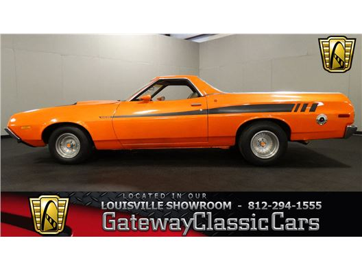 1972 Ford Ranchero for sale in Memphis, Indiana 47143