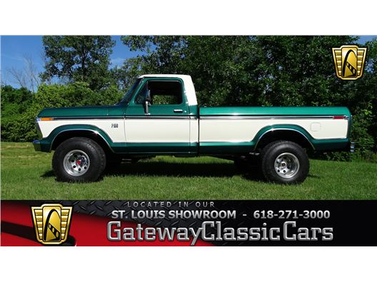 1975 Ford F150 for sale in OFallon, Illinois 62269