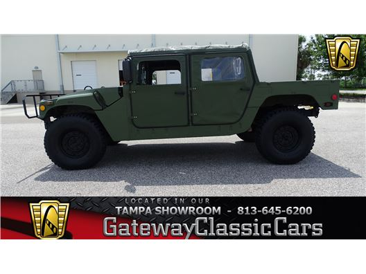 1995 AMG Humvee for sale in Ruskin, Florida 33570