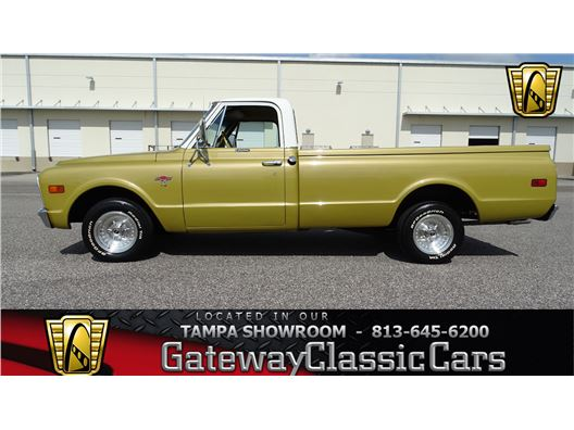 1968 Chevrolet C10 for sale in Ruskin, Florida 33570