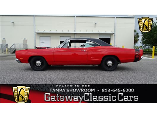 1969 Dodge Coronet for sale in Ruskin, Florida 33570