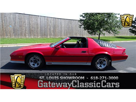 1984 Chevrolet Camaro for sale in OFallon, Illinois 62269