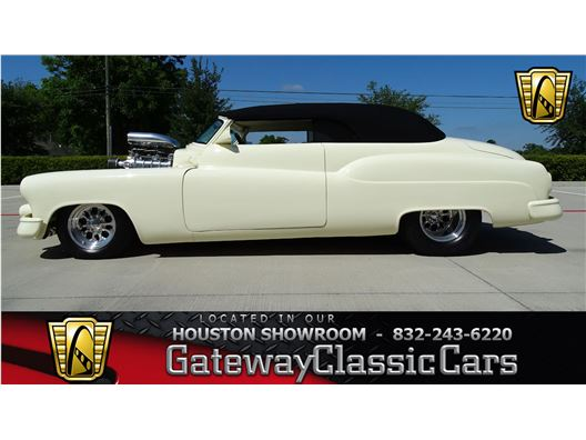 1950 Buick Riviera for sale in Houston, Texas 77090