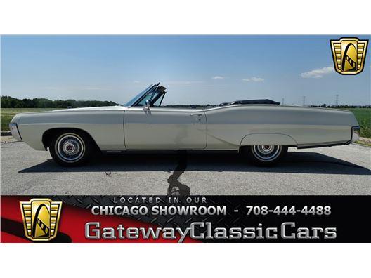 1967 Pontiac Grand Prix for sale in Crete, Illinois 60417