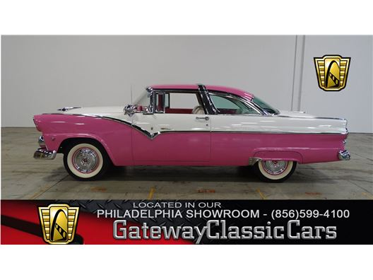1955 Ford Crown Victoria for sale in West Deptford, New Jersey 8066