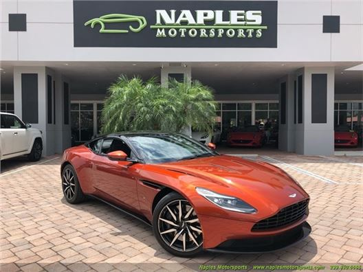 2017 Aston Martin DB11 Coupe - V12 for sale in Naples, Florida 34104