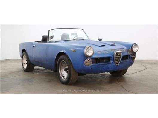 1960 Alfa Romeo 2000 for sale in Los Angeles, California 90063
