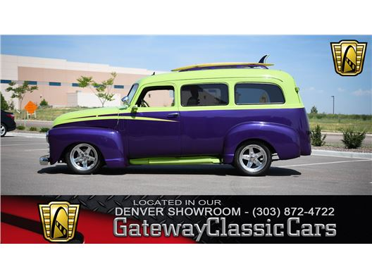 1950 Chevrolet Suburban for sale in Englewood, Colorado 80112