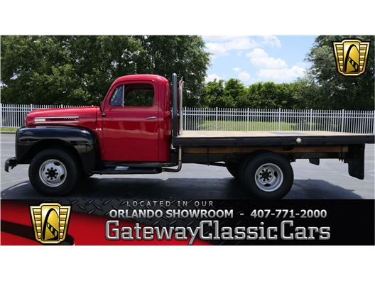 1950 Ford F4 for sale in Lake Mary, Florida 32746