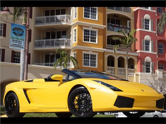 2007 Lamborghini Gallardo Spyder for sale in Naples, Florida 34104