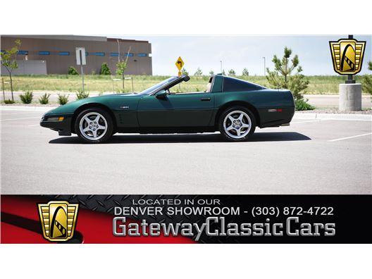 1994 Chevrolet Corvette for sale in Englewood, Colorado 80112