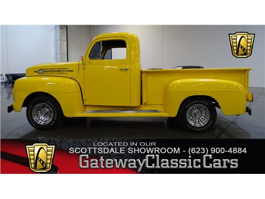 1951 Ford F1 for sale in Deer Valley, Arizona 85027