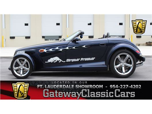 2001 Chrysler Prowler for sale in Coral Springs, Florida 33065