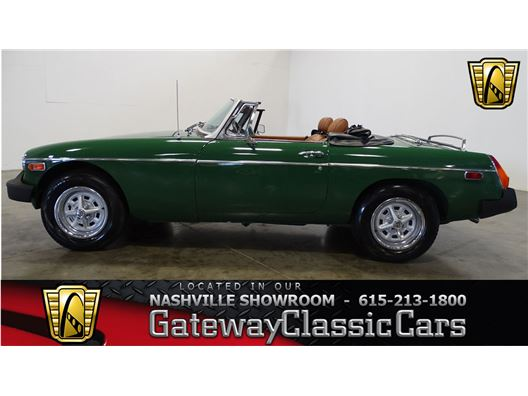 1977 MG MGB for sale in La Vergne