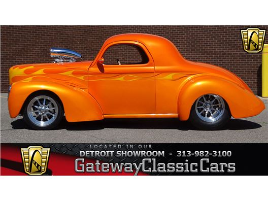 1941 Willys Coupe for sale in Dearborn, Michigan 48120