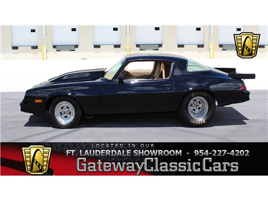 1978 Chevrolet Camaro for sale in Coral Springs, Florida 33065