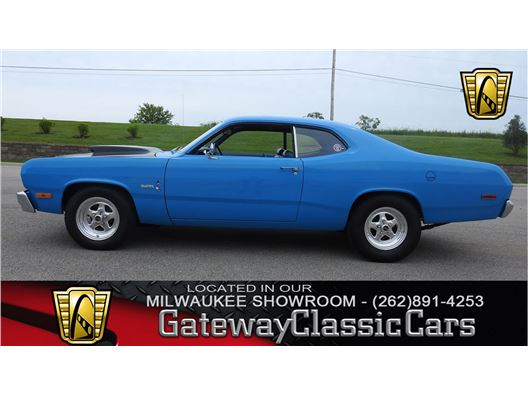 1973 Plymouth Duster for sale in Kenosha, Wisconsin 53144