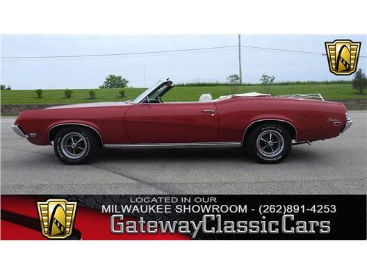 1969 Mercury Cougar for sale in Kenosha, Wisconsin 53144