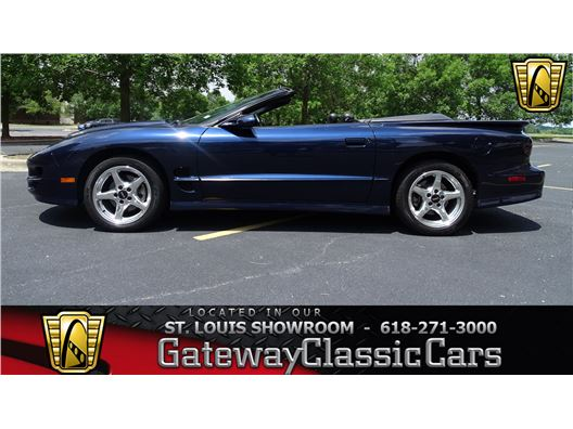 2000 Pontiac Firebird for sale in OFallon, Illinois 62269