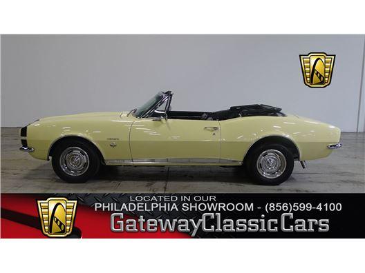 1967 Chevrolet Camaro for sale in West Deptford, New Jersey 8066