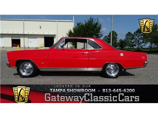 1966 Chevrolet Nova for sale in Ruskin, Florida 33570