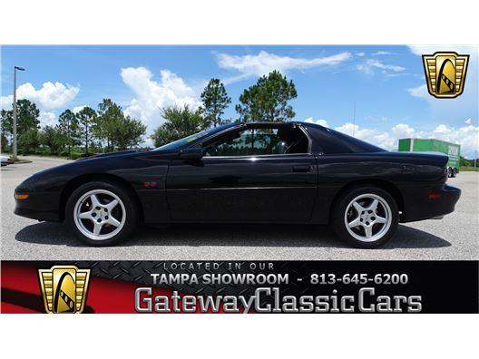 1996 Chevrolet Camaro for sale in Ruskin, Florida 33570