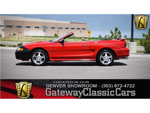 1997 Ford Mustang for sale in Englewood, Colorado 80112