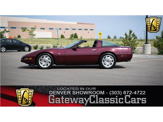1993 Chevrolet Corvette for sale in Englewood, Colorado 80112