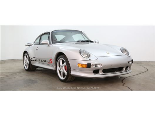 1997 Porsche 993 4S for sale in Los Angeles, California 90063