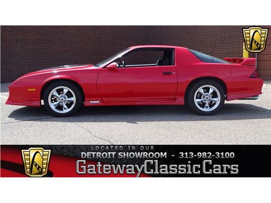 1992 Chevrolet Camaro for sale in Dearborn, Michigan 48120