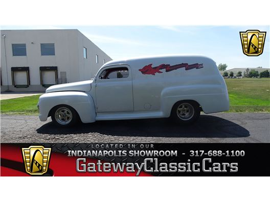1951 Ford Panel Truck for sale in Indianapolis, Indiana 46268