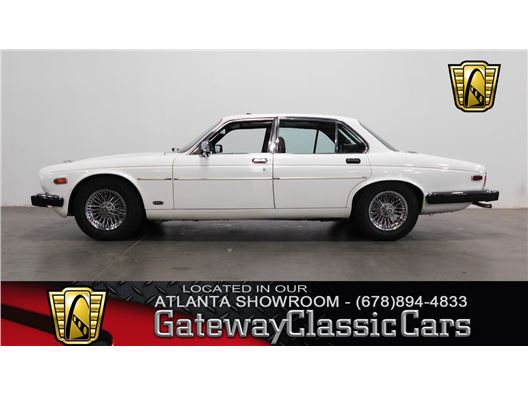 1985 Jaguar XJ6 for sale in Alpharetta, Georgia 30005
