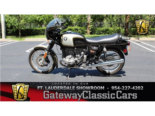 1976 BMW R90s for sale in Coral Springs, Florida 33065