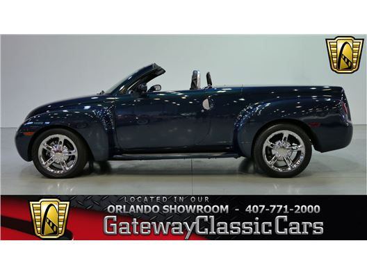 2005 Chevrolet SSR for sale in Lake Mary, Florida 32746